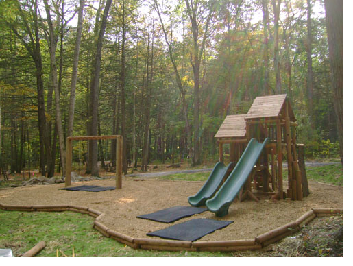Westwood Country Club, NY Ponderosa Playground