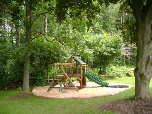 Bloomfield, NY: Proudest Monkey Tree Fort by Bears Playgrounds